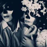 Santa Muerte :: lou horror
