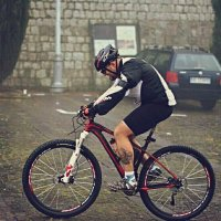 велосипедист :) :: Natalia Kalyva