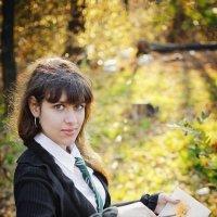 в стиле Гарри Поттера :: Катерина Терновая