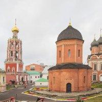 Высоко Петровский монастырь :: Марина Назарова