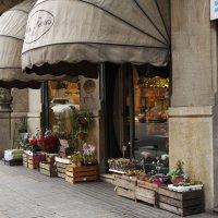 цветочный магазинчик :: Тамара Бердыева