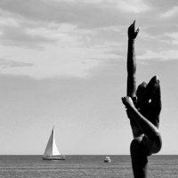 Танцующая балерина :: Евгений (bugay) Суетинов