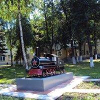 Железнодорожная больница в Ярославле :: Tata Wolf