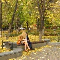 Осеннее свидание. :: Елена