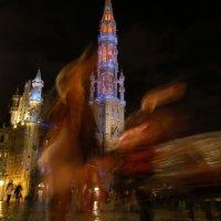 Grand Place, Bruxelles :: Борис Соловьев
