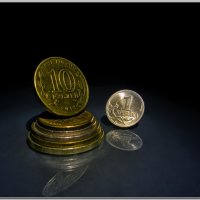 Копейка рубль бережёт? :: Владимир
