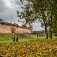 Прогулка по осени :: Евгений Никифоров