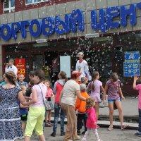 Праздник :: Олег Афанасьевич Сергеев
