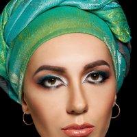 Арабский макияж :: Юлия Мальцева