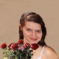 Женское счастье :: Юрий Хайкин