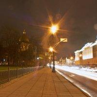 Вечерние улицы города :: Михаил Ильяшевич
