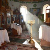 В старой церкви... :: донченко александр