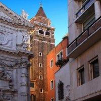 Великолепные закоулки Венеции... :: Леонид Нестерюк