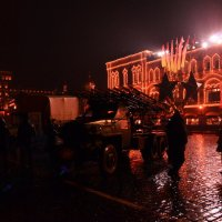 7 ноября....после парада :: Галина R...