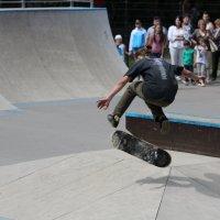 "Скейт парк. ""Летающие стрижи"" :: Дмитрий Иншин"