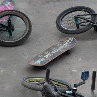 """Скейт парк. """"Начало начал...."""" :: Дмитрий Иншин"""