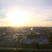 Колоннада Исаакиевского собора. :: Ксения -