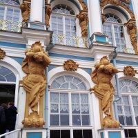 Летний дворец Елизаветы Петровны. Петербург. :: Ксения -