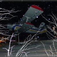 Самолет :: Владимир Виноградов