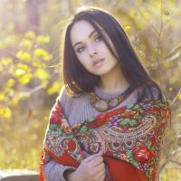Осеннее настроение :: Надежда Зайцева