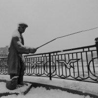 Рыбак :: Svetlana Baklykova