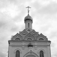 Церквушка :: Юлия Кологреева