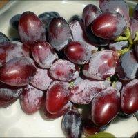 Холодный виноград :: Татьяна Пальчикова