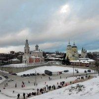 Серпухов. Соборная площадь. :: Oleg4618 Шутченко