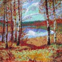 Золотая осень :: Самохвалова Зинаида
