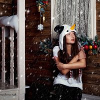 Холодно :: Олеся Корсикова