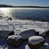 Мороз и солнце... :: Ольга