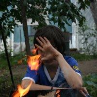 Заклинание огня :: Damir Si