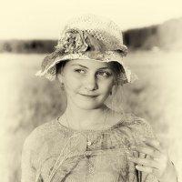 Я засеяла поле мечтами... :: Ирина Данилова