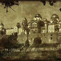 Ново-Афонский монастырь - в нём даже в бурю будет штиль! :: Ирина Данилова