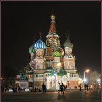 Красная площадь.Покровский собор :: Олег (Лесник) Князев