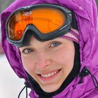 Лыжница :: vladimir