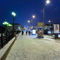 Первый снег :: Валерий Кабаков