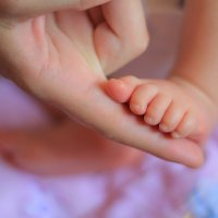 крошка-ножка :: Магдалина Терещенко