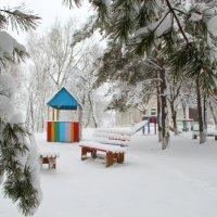 зимняя сказка :: Tatyana Belova