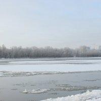 Засыпает река :: раиса Орловская