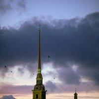 Вечер в городе :: Ирина Фирсова