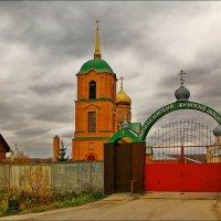 Казанский женский монастырь :: Дмитрий Анцыферов