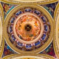 Под соборным куполом :: Сергей Смирнов