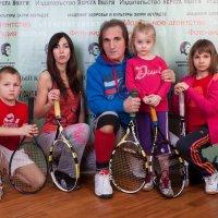Заури Абуладзе и теннис в Нижним Новгороде, :: Заури Абуладзе