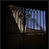 Врата в Бахайские сады :: Shmual Hava Retro