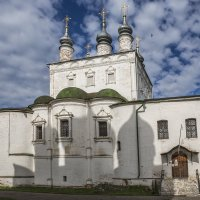 успенский горицкий монастырь.переславль залесский :: юрий макаров