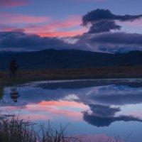 Дракон уселся на вулкан :: Денис Будьков