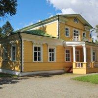 Барский домик :: Nikolay Monahov