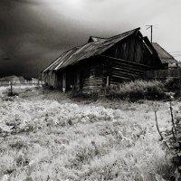 Деревня Бушуевка, Урал :: Борис Соловьев