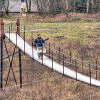 А я иду,шагаю по мосту... :: Андрей Куприянов